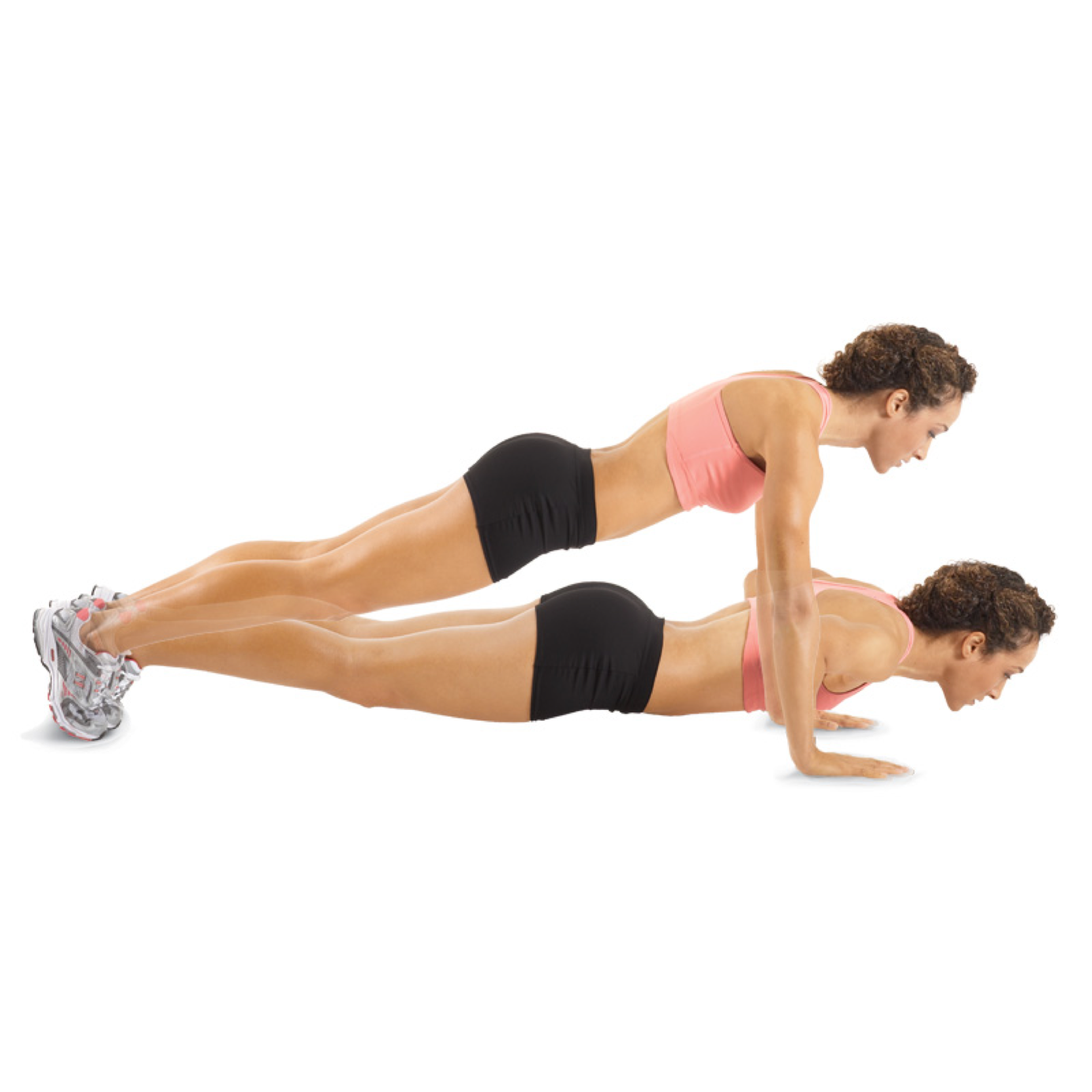 exercise push ups
